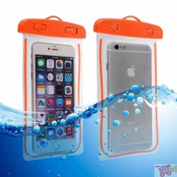 Funda Acuatica para celular Iphone Android