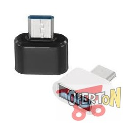 Otg Tipo C 3.1 Aluminio Lector Usb Android Windows Mac
